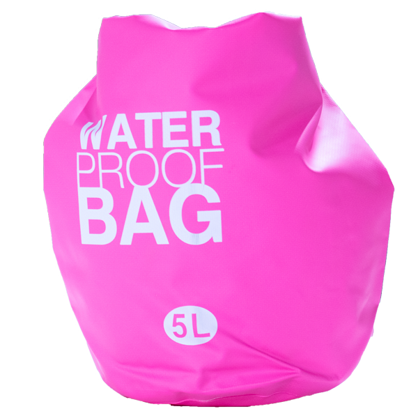Water Proof Bag Pink 5L