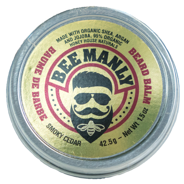 Bee Manly Beard & Foot Gift Set 2