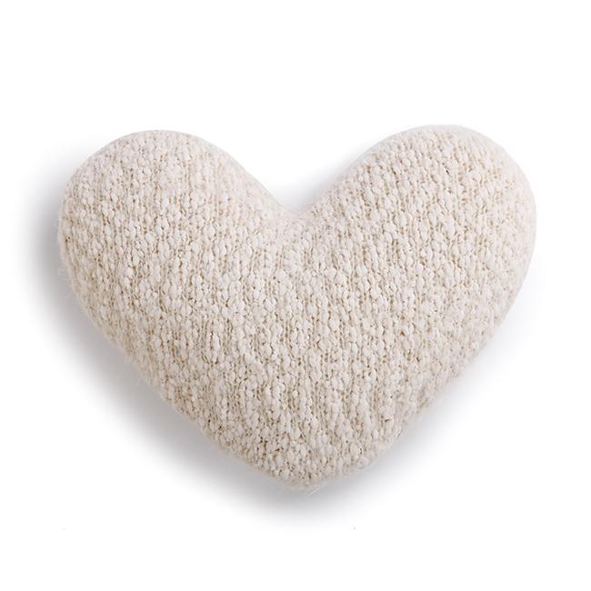 Giving Heart Pillow Back