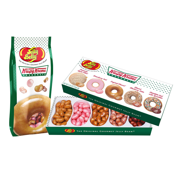After Dinner Treats! Krispie Cream Keep and Give Set from Jelly Belly