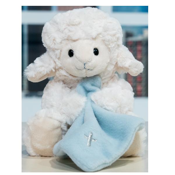 Jesus Loves Me Musical Lamb