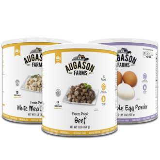Augason Farms Protein Pack
