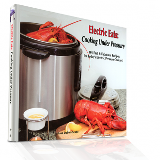 Electric Eats Cook Book