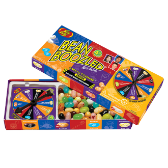 BeanBoozled SpinnerBox