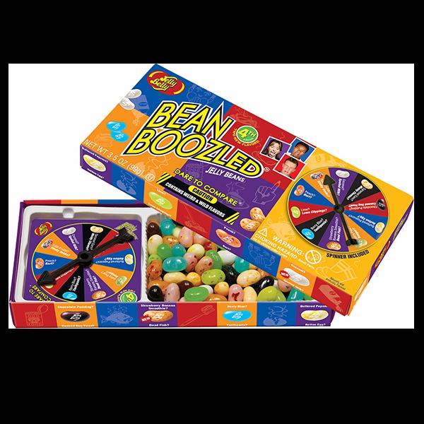 BeanBoozled SpinnerBox