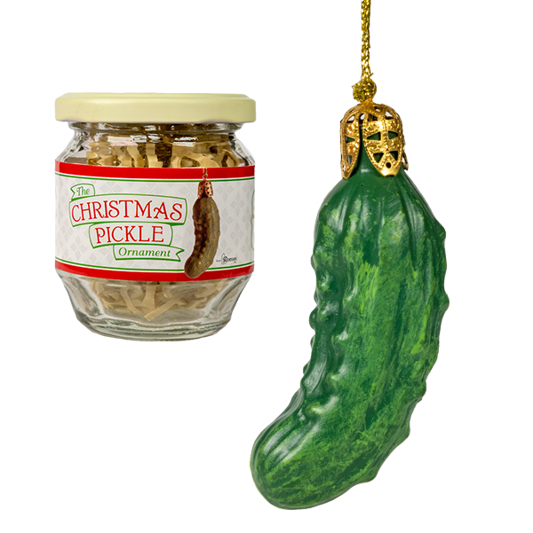 The Story Of The Christmas Pickle The Christmas Pickle Christmas