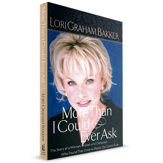 Lori Bakker - More Than I Could Ever Ask
