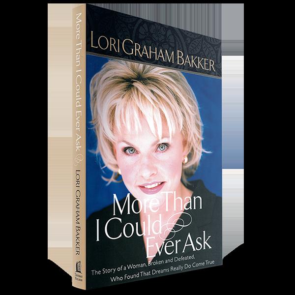 Lori Bakker – More Than I Could Ever Ask