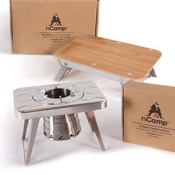 nCamp Stove Bundle