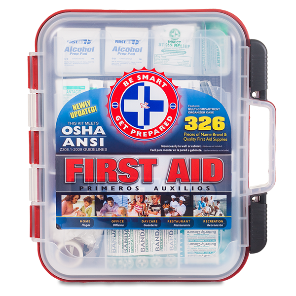 first aid 326