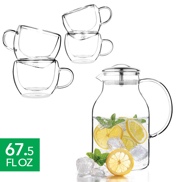 Glass-Pitcher-Cup-Bundle