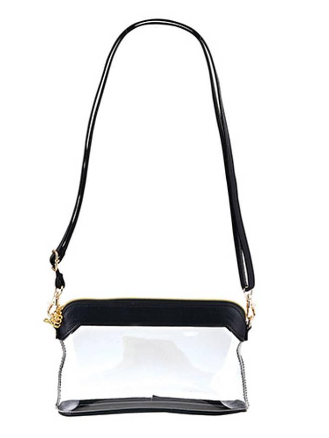 black-clear-vinyl-stadium-purse