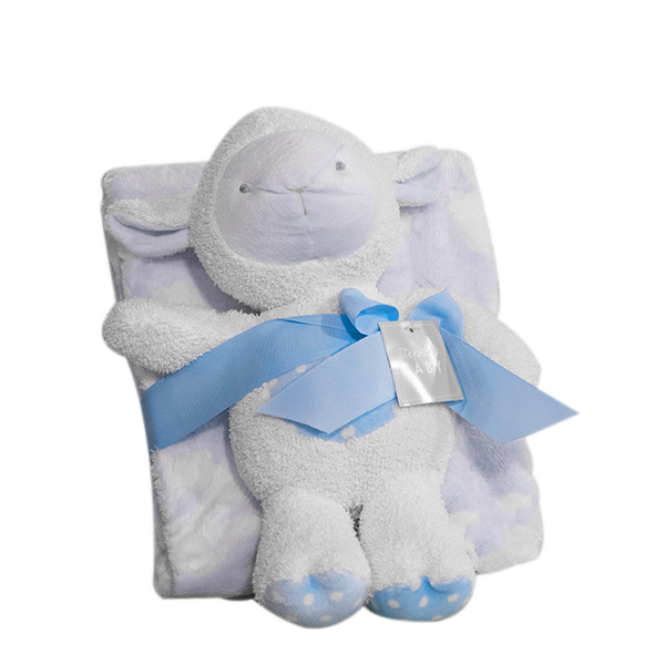 Plush-Toy-Blanket-Lamb-Blue1