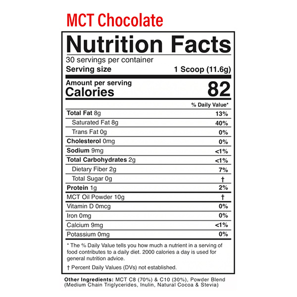 MCT-Chocolate-Nutrition