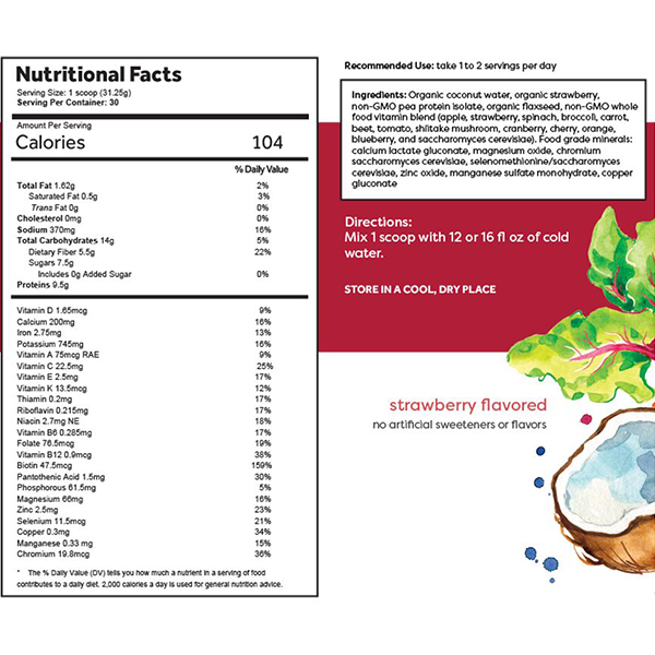 Meal-Replacement-Nut-Label