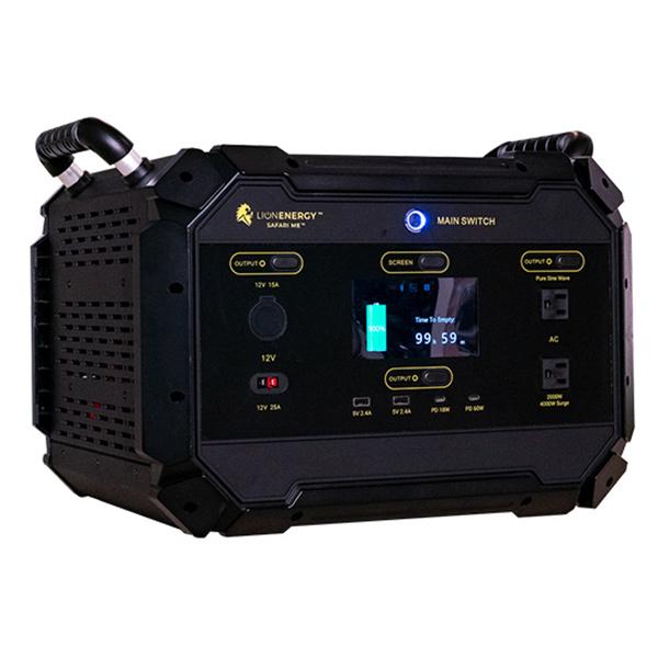 ME-Generator-Base-Unit