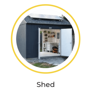 Power Your Shed
