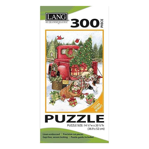 Red-Truck-Puzzle