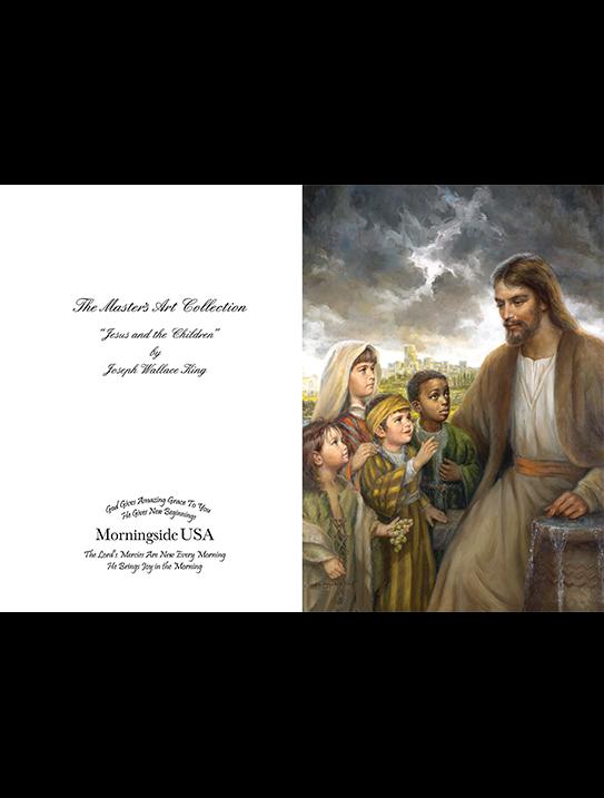 Jesus-with-Children-Card