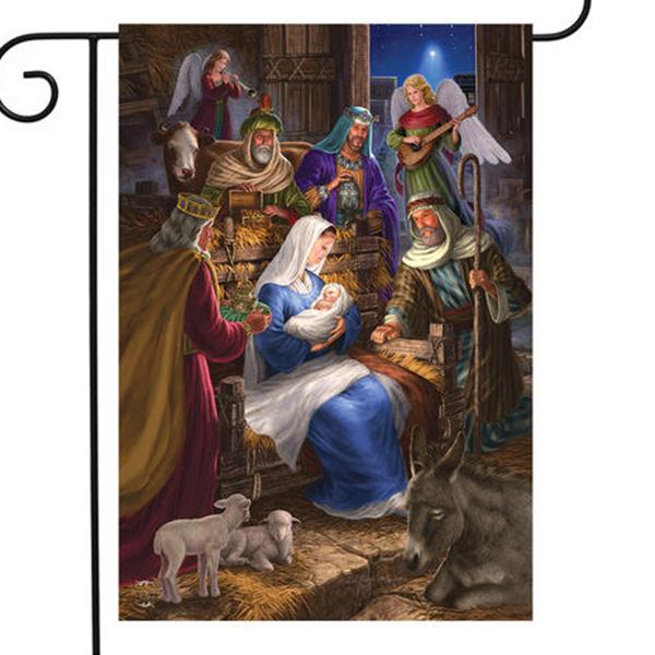Nativity-Garden-Flag