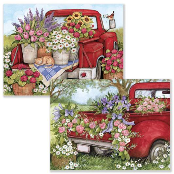 Trucking-Along-Astd-Boxed-Note-Cards